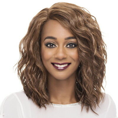 FINN (Vivica A. Fox) - Natural Baby Hair Swiss Lace Front Wig