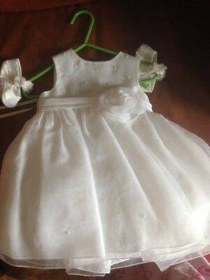 Sarah Louise christening dress in excellent condition