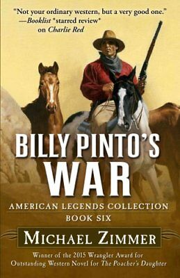 Billy Pinto's War by Michael Zimmer (Hardback, 2017)