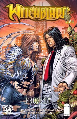 Witchblade #164 Cover B Top Cow NM