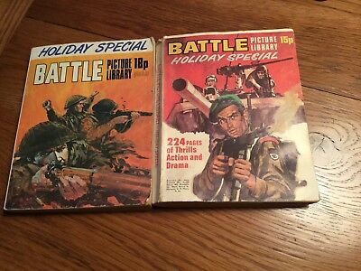 2 Battle Picture Library Holiday Specials