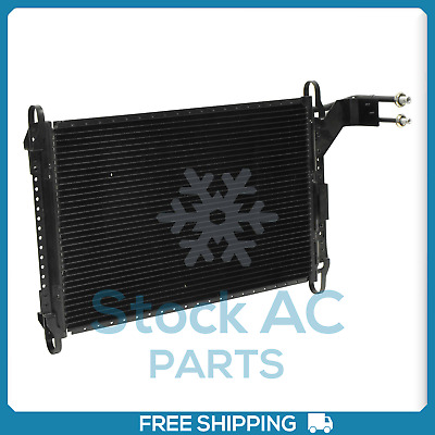 New A//C Condenser for Ford Mustang 1996-98 F6ZZ19712A// YJ361 QA
