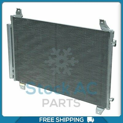 A//C Condenser Pacific Best Inc For//Fit 4996 16-19 Honda Pilot 16-19 Ridgeline WITH Receiver /& Dryer
