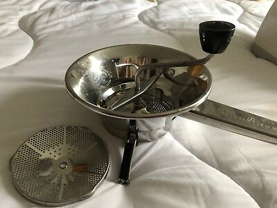 Moulinex Moulin Legumes #1 Stainless Steel