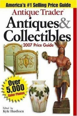 Antique Trader Antiques & Collectibles Price Guide 2007 (Antique-ExLibrary