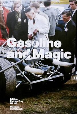 Gasoline and Magic 9783905929881 (Hardback, 2015)