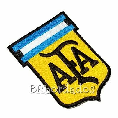 TIAR019 ARGENTINA AFA 78 SOCCER Embroidery Patch Iron or Sew to jacket shirt
