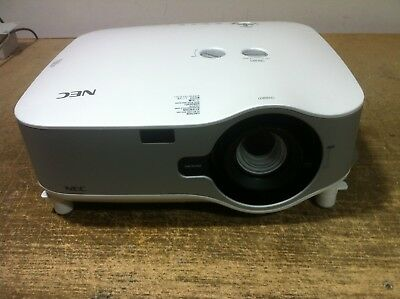 NEC NP2000 LCD Projector With Remote Control