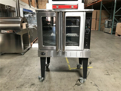 Stainless Steel Commercial NSF Gas and Propane Electric Convection Oven OV13