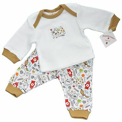 Premature Baby Clothes | Boys Baby Clothes | NEW | Size 1.8 - 2.7kg (4 - 6 lbs)