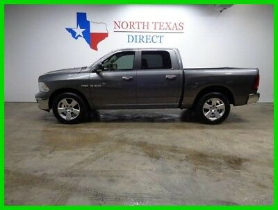 2010 Dodge Ram 1500 SLT 2WD Crew Cab Aux Cord Power Rear Slider 2010 SLT 2WD Crew Cab Aux Cord Power Rear Slider Used 5.7L V8 16V Automatic