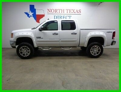 2013 GMC Sierra 1500 SLE 4WD Lifted Wheels 35in Tires Leather Camera 2013 SLE 4WD Lifted Wheels 35in Tires Leather Camera Used 5.3L V8 16V Automatic
