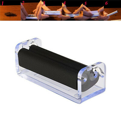 70mm Manual Cigarette Tobacco Smoking Roller Rolling Machine DIY Smoking Maker