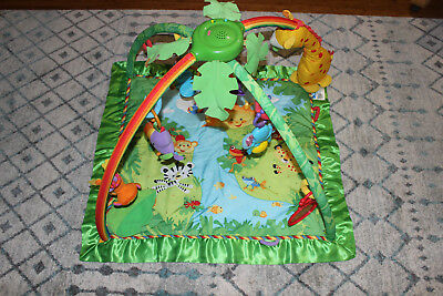 Fisher Price Jungle Rainforest Play Mat and Gym