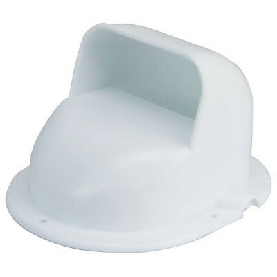 Air Vent Caravan Boat RV C Bird Cowl Air Vent x 1 PVC Deck Vent Roof Vent NEW