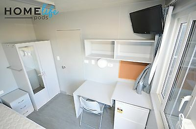 15.2m transportable building - 4 bedrooms all with ensuites