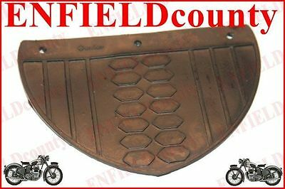 Front Small Mudguard Mudflap Motorcycle Scooter Moped Universal 113 X 145Mm @aus