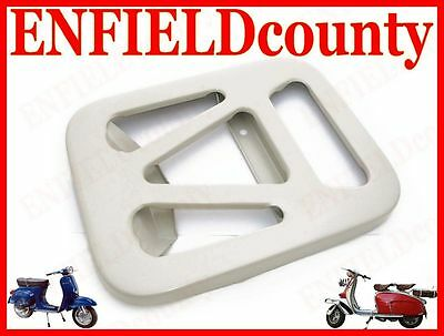 Brand New Vespa Rear Single Seat Base Rack Vbb/vlb @aus
