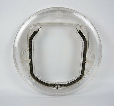 Small Dog Door or Cat Door. Glass Fit. 4 Way Locking. Strongest Available WE FIT