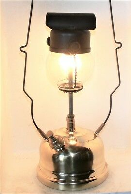 KayeN AP2 kerosene lamp, the Aussie Tilley copy, cleaned with new seals, working