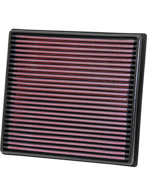 K&N Panel Air Filter [ref Ryco A1828] FOR ISUZU D-MAX 3.0L L4 DSL (33-3002)
