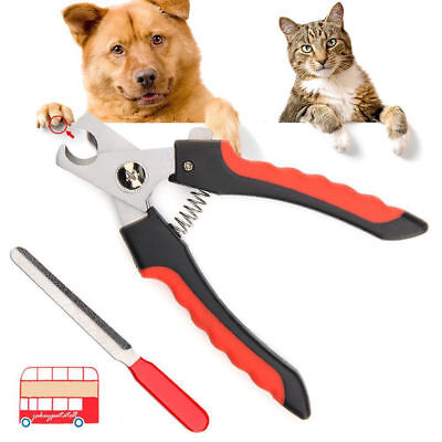 Animaux Toilettage Nail Clipper Pince Cutter Coupe-Ongles Coupe Ciseaux Chien FF