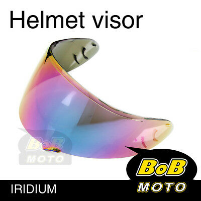 Iridium Tinted Shield Helmet Visor Fit Shoei X-SPIRIT 2 Qwest X-Twelve