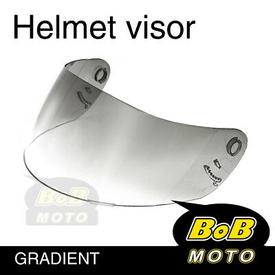 Gradient Tinted Shield Helmet Visor Fit Shoei RF-1000 X-11 XR-1000 X-SPIRIT