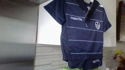 leeds united kit baby 3 to 6 months nwt