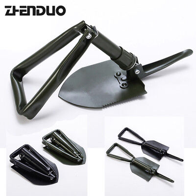 Folding Shovel Survival Multi Tools for Outdoor Garden Camping Hiking