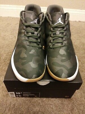 NIKE AIR JORDAN B Fly River Rock White-Dark Stucco Camo 881444-051 ... 798c10815