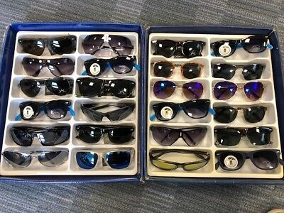 Job Lot 24 pairs of assorted sunglasses - Car Boot - Resale - Wholesale - REF054