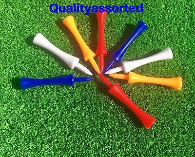 20 X TOP PRO QULITY 70mm Plastic wedge Mixed Colours