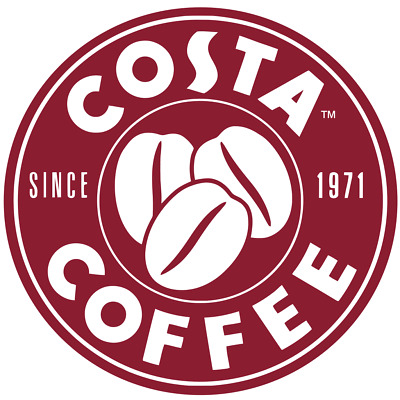 Costa Coffee gift card voucher coupon worth: £10.00