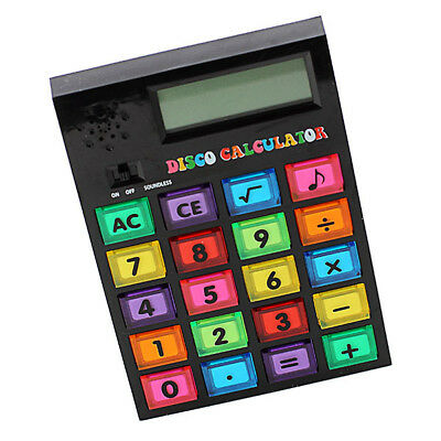 Calculatrice disco