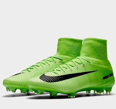 size 40 9370b 7d75a Nike Mercurial Superfly V Fg Radiation Flare Size 9 Uk 44 Eur 831940-305