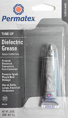 PERMATEX Dielectric Grease, Protects Electrical Connections Ignition Parts 81150