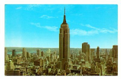 UNITED STATES - New York. Empire State Building, one of the world's tallest
