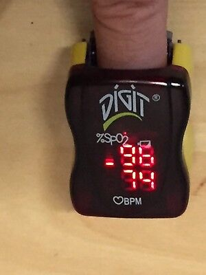 NEW BCI DIGIT Portable Finger Pulse Oximeter