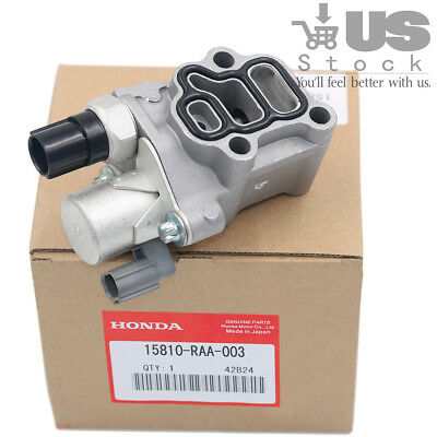 Original 15810-RAA-A03 Fit Honda CRV Accord Element Vtec Solenoid Spool Valve US