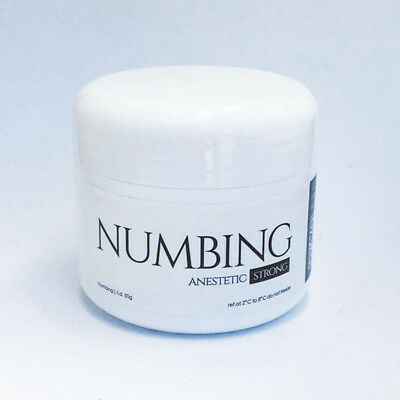 Numbing Anestetic Strong Cream PER TATUAGGI PERMANENTI CERETTE 7% Emla Pliaglis