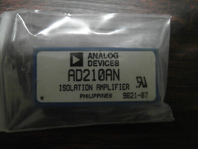 Analog Devices AD210AN isolation amplifier