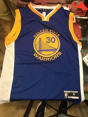 Stephen Curry Golden State Warriors Adidas Swingman Away Jersey - YOUTH Size  M eb75339a1