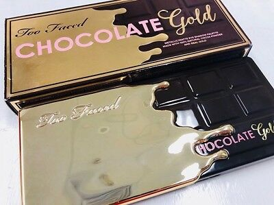 Too Faced - Chocolate Gold Palette