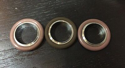 KF-25 NW-25 Centering Ring With O Ring Viton Stainless Steel ? MKS HPS? NW25