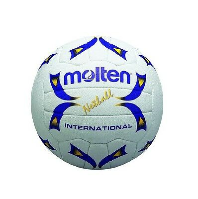 Molten HSN Series Official International Hand Stitched Added Grip Netball *SALE*
