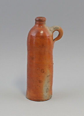 99845523 Antique Water Bottle of Ceramics prägeinschrift
