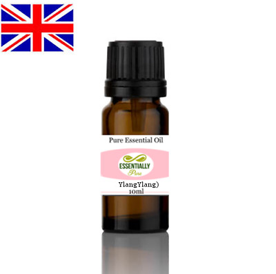 100% Pure Organic YlangYlang Essential Oil