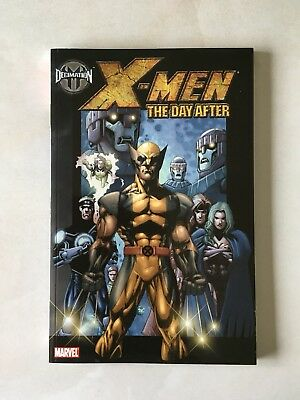 Decimation X Men The Day After Paperback Graphic Novel