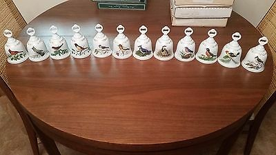 Danbury Mint Bell Collection